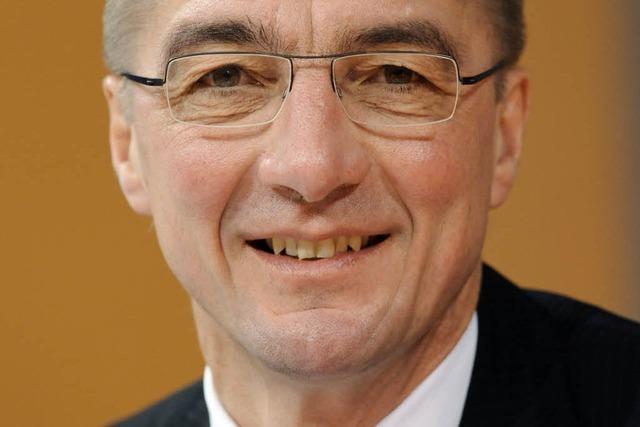 Unfallflucht: Schockenhoff hatte mehr als 2 Promille im Blut