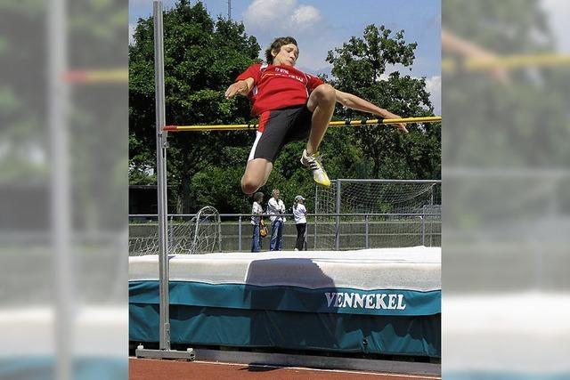 Ingo Blakowski überzeugt bei Kreismeisterschaften