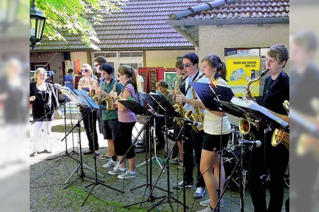 Flottes vom Saxophon