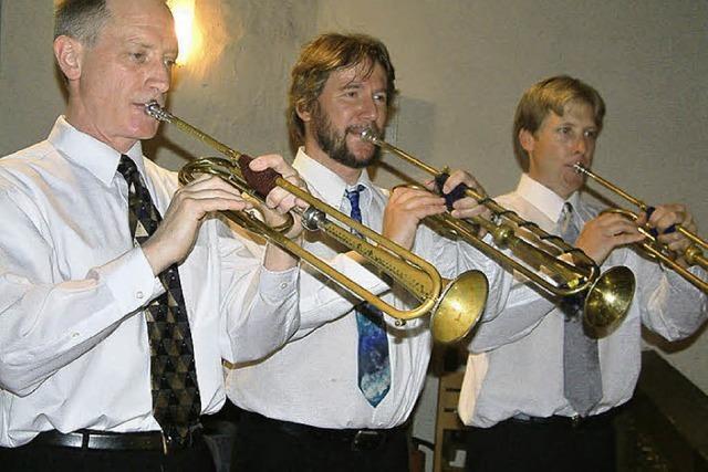 Auch für Kenner der Trompete etwas Spezielles