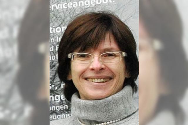 Ingrid Aßfalg verlässt Rheinfelden