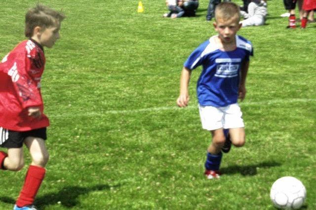 Spaß am Fußball soll im Mittelpunkt stehen