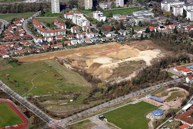 Keine neue Deponie für dioxinbelastete Erde aus Rheinfelden