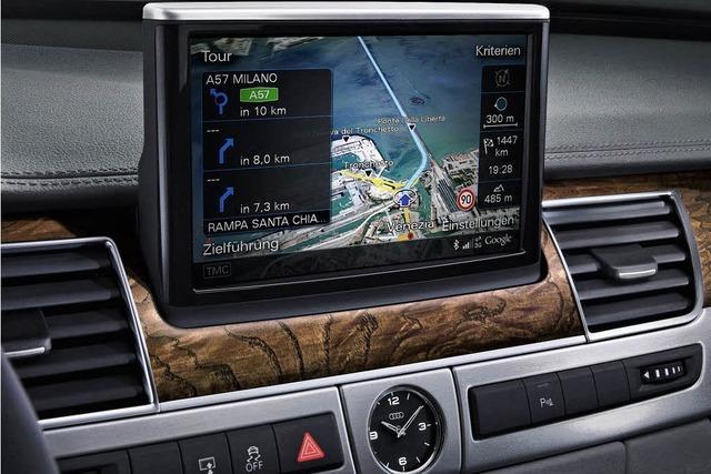 Pfadfinder für den Autourlaub