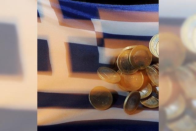 Griechenland: Spareinlagen der Banken sinken dramatisch