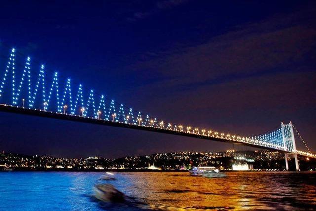 Riesiger Kanal soll Istanbul zu einer Insel machen