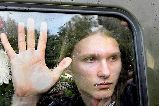 400 Festnahmen nach Protesten in Weißrussland