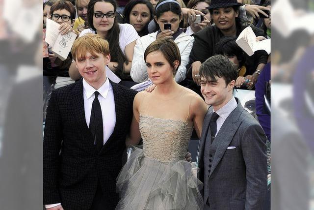 Harry Potters letzter Auftritt