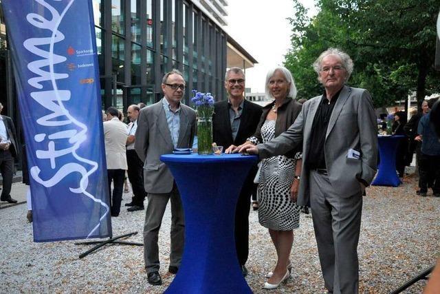 Fotos: Eröffnung des Stimmenfestivals in Lörrach