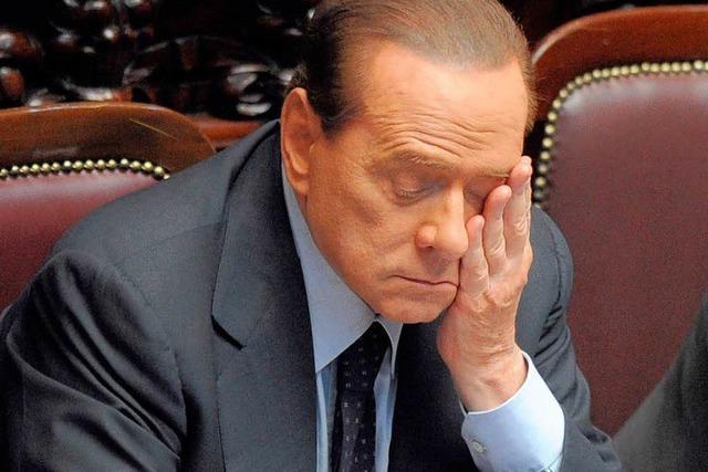 Berlusconi will 2013 nicht mehr antreten