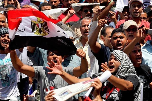 Ägypten: Warum die Massen wieder protestieren