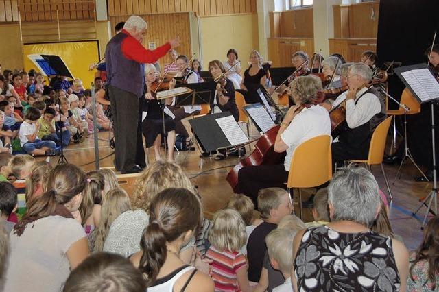 Philharmonie-Konzert mit Lerneffekt
