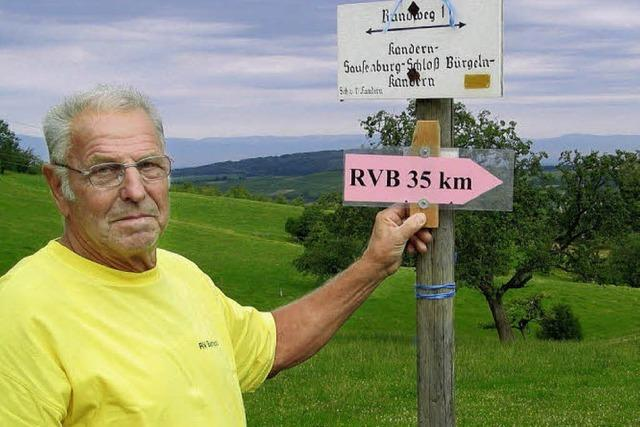 155 Kilometer Arbeit