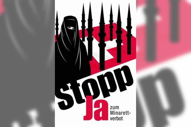 Ein Rückschlag für die Muslime in der Schweiz