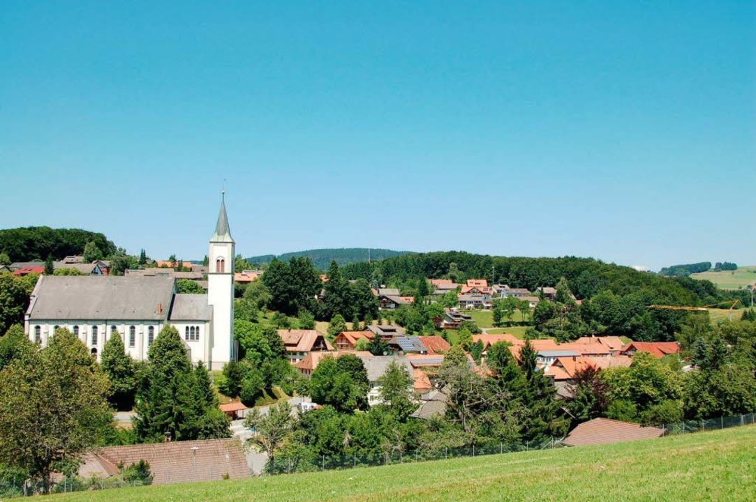 Idyll mit Skandal: Rickenbach im Hotzenwald     Foto: Mielcarek