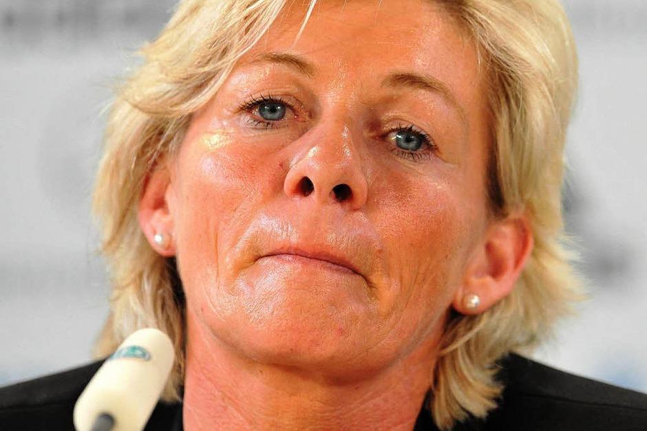 Das Ende vom großen Traum hat die deutschen Fußballfrauen böse erwischt. (Foto: dpa)