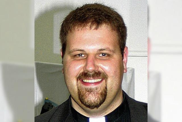 Steffen Jelic neuer Pfarrer in St. Laurentius