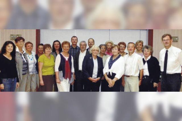 Gemeinde soll mehr für die Jumelage tun