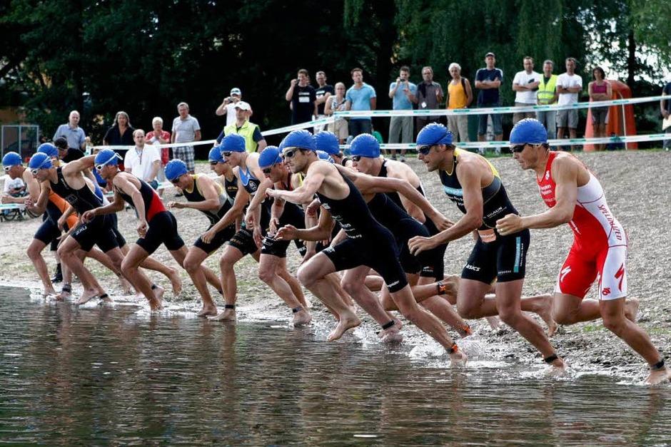 Impressionen vom Triathlon in Offenburg (Foto: ÜNVASION)