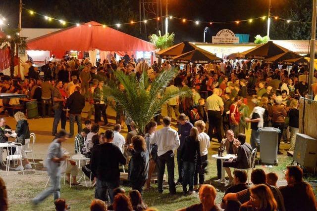 Fotos: Ein Sommerabend auf dem ZMF