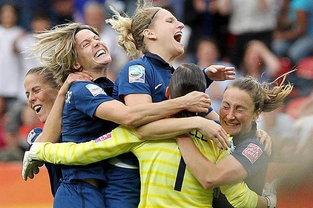 Und England verliert wieder einmal ein Elfmeterschießen