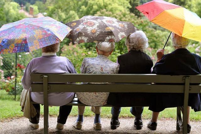 Informationstag speziell für Senioren