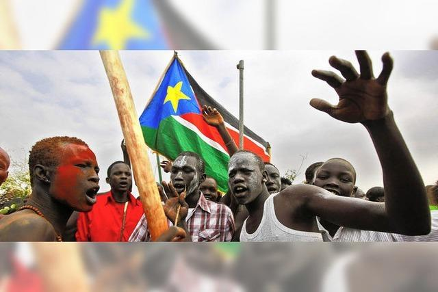 Der Südsudan startet ins Ungewisse
