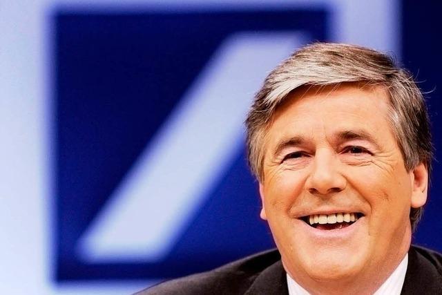 Deutsche Bank: Wer folgt auf Ackermann?