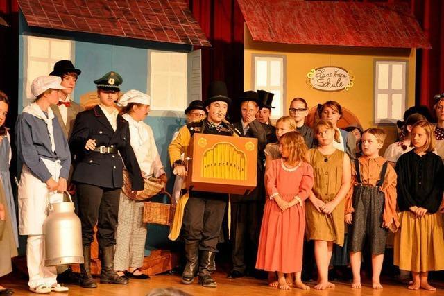 Kinder-Oper Brundibár verzaubert das Publikum