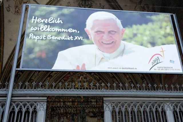 Papstbesuch kostet Erzbistum 11 Millionen Euro