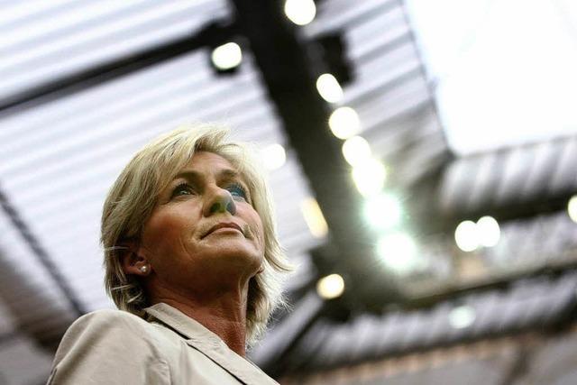 Silvia Neid: Wenig Zeit für konstruktive Selbstkritik