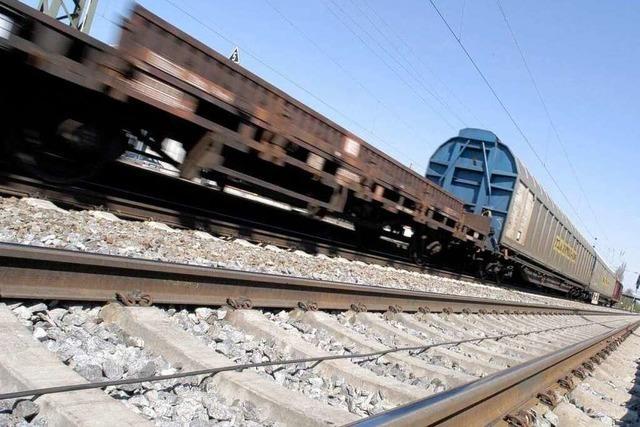 Rheintalstrecke: SPD erneuert Zusagen für Lärmschutz