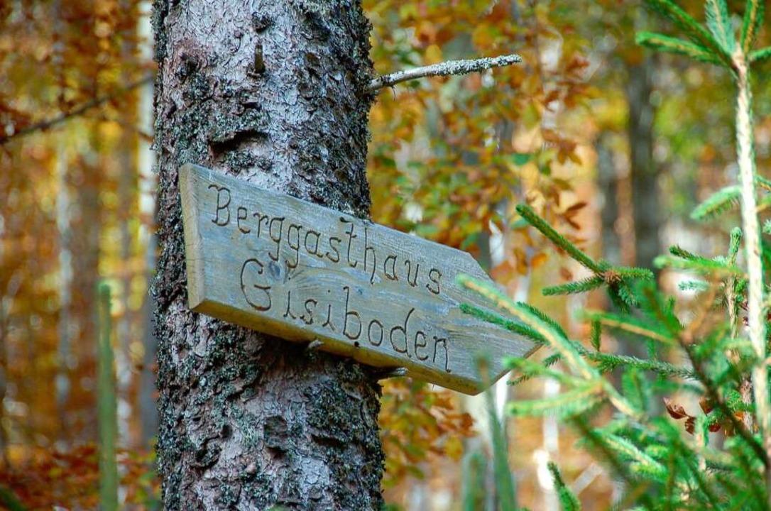 Gasthaus Gisiboden  | Foto: André Hönig