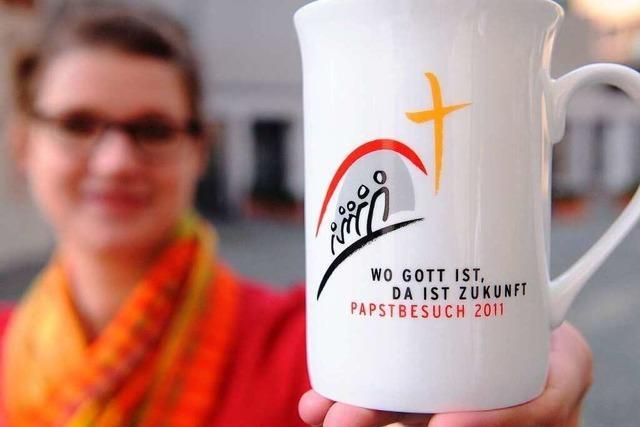 Papst-Merchandising – Fanartikel wie im Fußballstadion