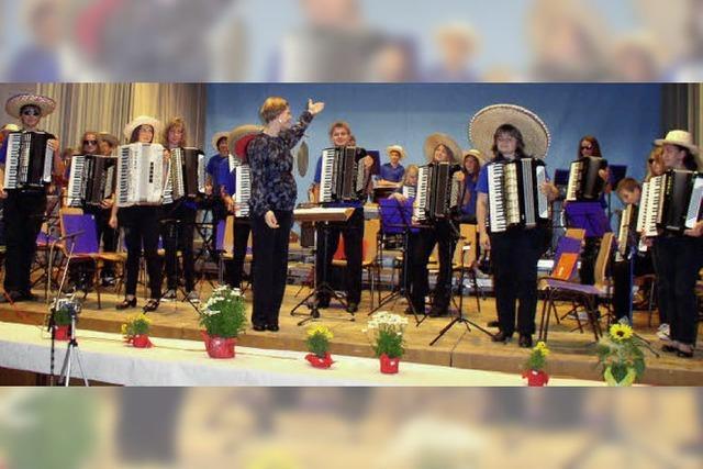 Musikalische Klänge aus Andalusien und Mexiko