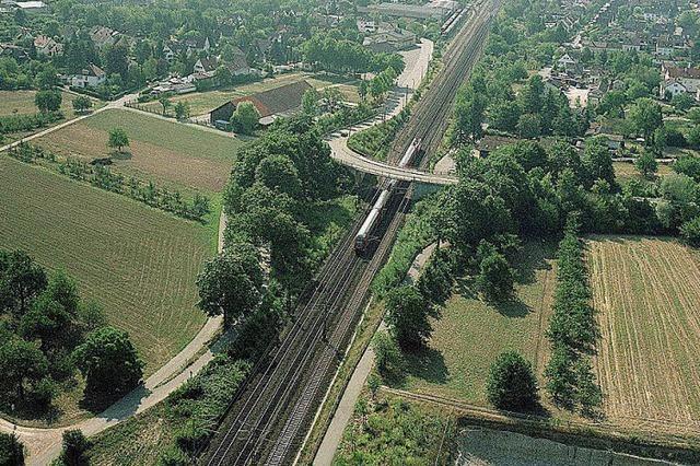 Bahn eröffnet Info-Center zur Neubaustrecke
