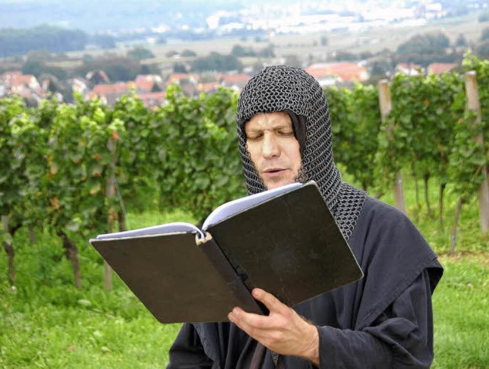 Jörg Nadeschdin in seiner Rolle als Theodorich V.  | Foto: promo