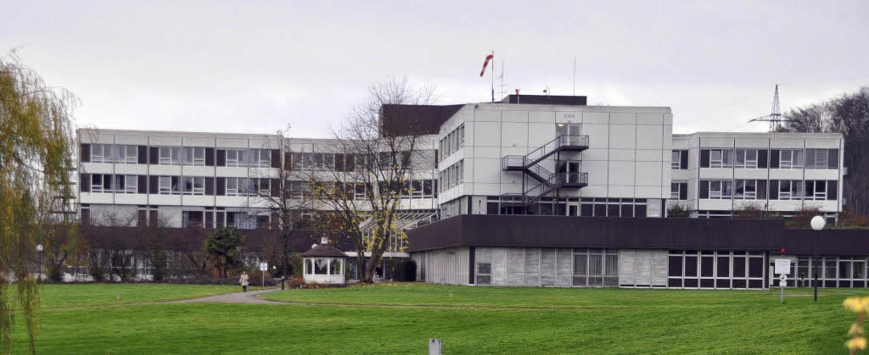 Geld fürs Kra nkenhaus Bad Säckingen g...gau-Bodensee-Hochrhein-Kliniken GmbH.   | Foto: Archivfoto: Willers
