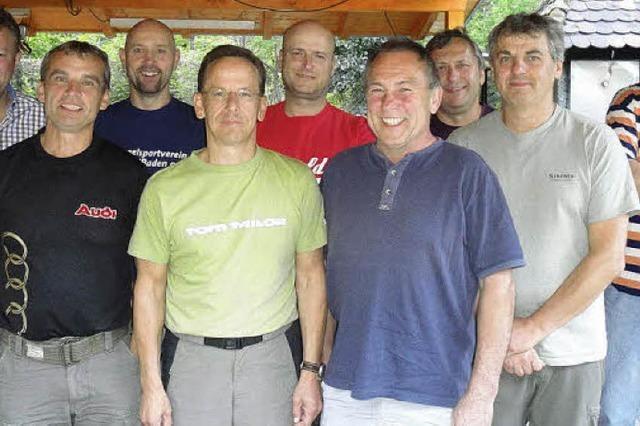 Angler feiern Gründung vor 40 Jahren