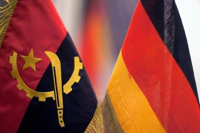Deutschland will Kriegsschiffe an Angola verkaufen