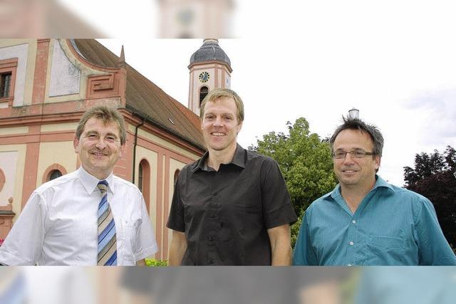 Schutterwald feiert Martin Heuberger: