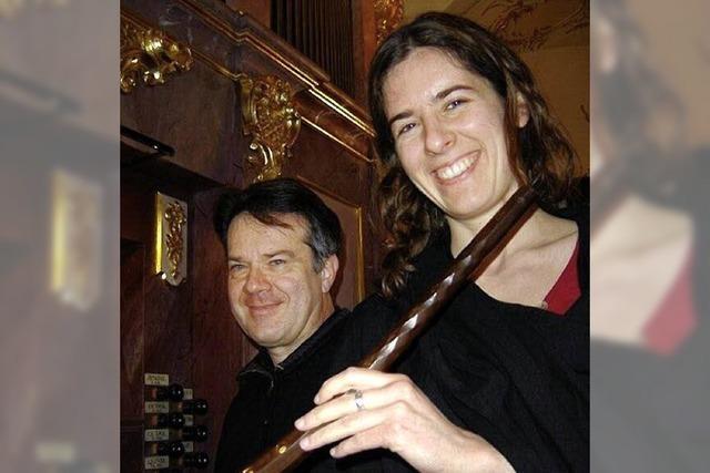 Virtuoses Orgelkonzert
