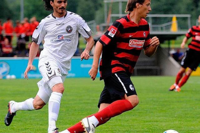 SC Freiburg: Anton Putsila gilt als ein ganz stiller Spieler