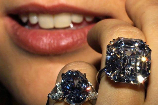 Zoll deckt Diamantenschmuggel auf