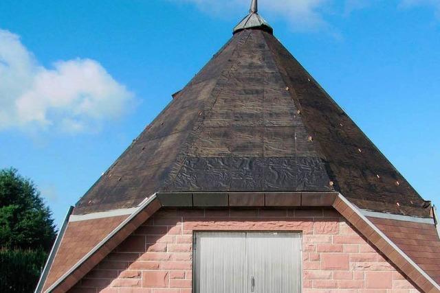 Kupferdiebe stehlen komplettes Kupferdach