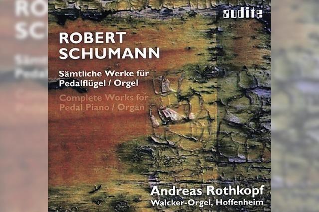 REGIO-CD: Romantik aus Baden