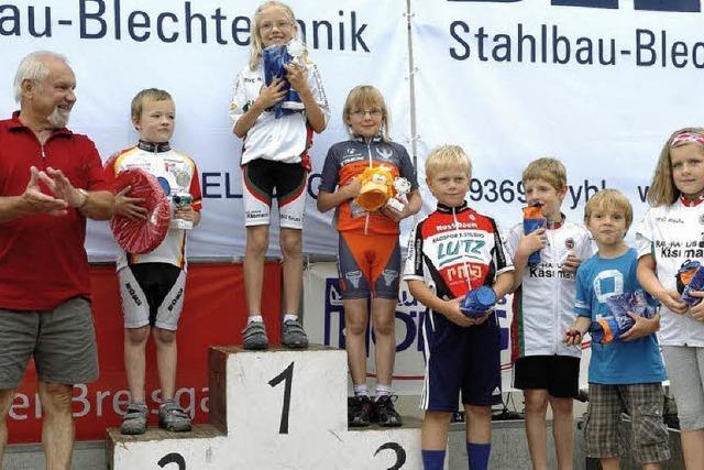 Gelungenes Radsportfest