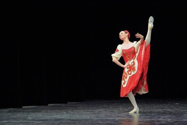 Berufswunsch: Ballett