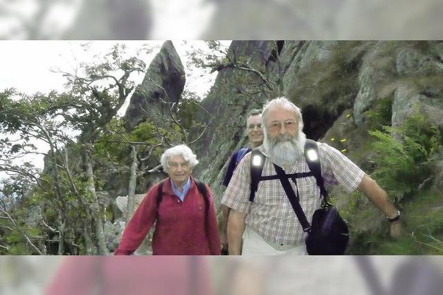 Zwischen Felswänden und Hochmoor