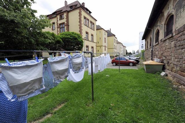 Abgespeckte Pläne für Breisacher Hof